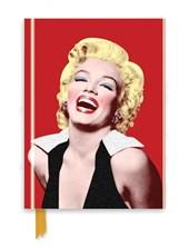 Marilyn glitter luxury journal