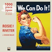 Rosie the Riveter Jigsaw