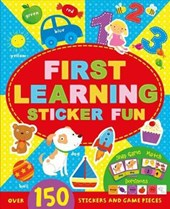 First Learning Sticker Fun
