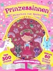 Prinzessinnen - Stickerbuch
