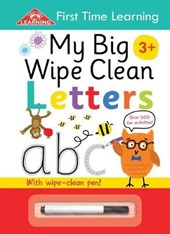 My Big Wipe Clean Letters |  |