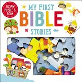 Jigsaw Puzzle and Book My First Bible Stories Set | Thomas Nelson |