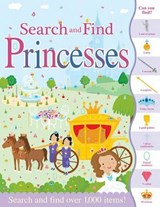 Search and Find Princesses | Susie Linn |