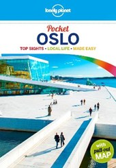 Lonely planet pocket: oslo (1st ed)