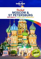 Lonely planet pocket: moscow & st petersburg (1st ed)