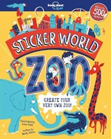 Sticker World - Zoo | auteur onbekend |