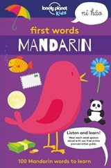 Lonely Planet Kids First Words Mandarin | auteur onbekend |