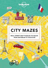Lonely planet: city mazes