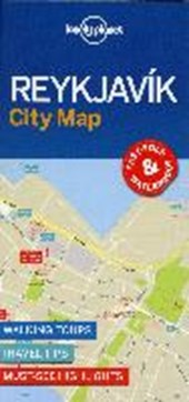 Lonely planet: city map Lonely planet: reykjavik city map (1st ed)
