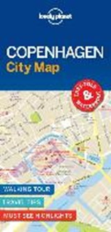Lonely planet: city map Lonely planet: copenhagen city map (1st ed) | auteur onbekend |