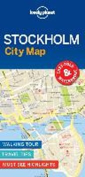 Lonely planet: city map Lonely planet: stockholm city map (1st ed)