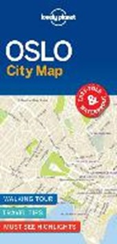 Lonely planet: city map Lonely planet: oslo city map (1st ed)