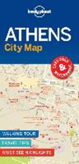 Lonely planet: city map Lonely planet: athens city map (1st ed) | auteur onbekend |