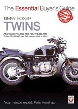 BMW 'Airhead' Twins | Peter Henshaw |