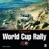 The Daily Mirror 1970 World Cup Rally 40 | Graham Robson |