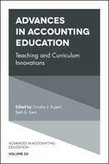 Advances in Accounting Education |  |