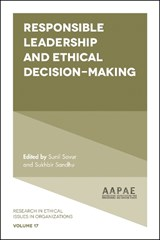 Responsible Leadership and Ethical Decision-Making |  |