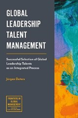 Global Leadership Talent Management | Juergen Deters |