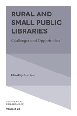 Rural and Small Public Libraries | Brian Real |