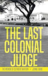 Last Colonial Judge | Jenny Evans |
