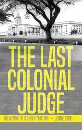 Last Colonial Judge