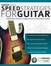 Sweep Picking Speed Strategies for Guitar