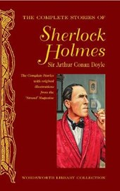 Complete Stories of Sherlock Holmes | Sir Arthur Conan Doyle |