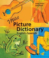 Milet Picture Dictionary (English-Spanish) | Sedat Turhan |