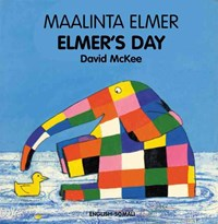 Maalinta Elmer / Elmer's Day | David McKee |