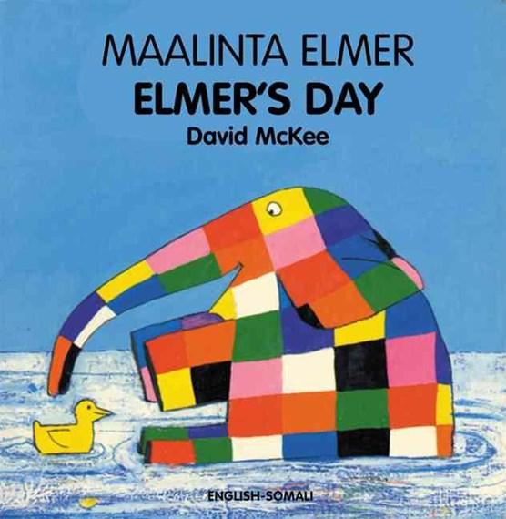 Maalinta Elmer / Elmer's Day
