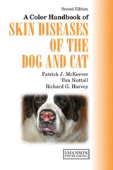 A Color Handbook of Skin Diseases of the Dog and Cat | Patrick J. McKeever |