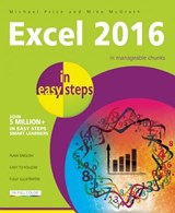 Excel 2016 in Easy Steps | Price, Michael ; McGrath, Mike |