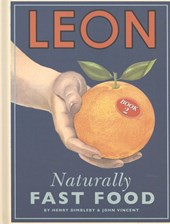 Leon: Naturally Fast Food: Book