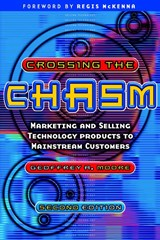 Crossing the Chasm | Geoffrey A. Moore |