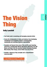 The Vision Thing | Sally Lansdell |