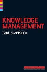 Knowledge Management | Carl Frappaolo |