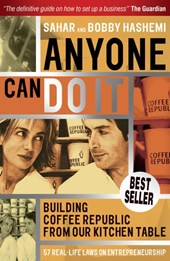 Anyone Can Do It | Sahar Hashemi |