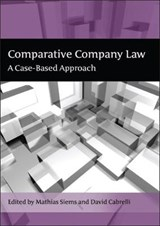 Comparative Company Law |  |
