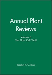 Annual Plant Reviews | Jocelyn K. C. Rose |