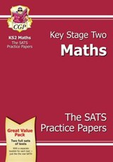KS2 Maths SATS Practice Paper Pack (for the New Curriculum) | auteur onbekend |