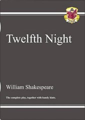 KS3 English Shakespeare Twelfth Night Complete Play (with No
