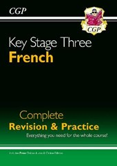 KS3 French Complete Revision and Practice with Audio CD