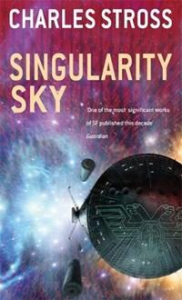 Singularity Sky | Charles Stross |