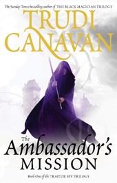 Traitor spy (01): ambassador's mission