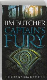 Captain's Fury | Jim Butcher |