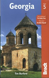 Bradt travel guides Georgia (5th ed)