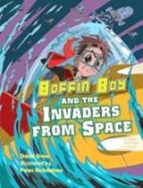 Boffin Boy and the Invaders from Space | David Orme |