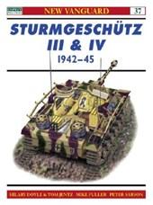 Sturmgeschütz III and IV 1942-45