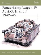 Panzerkampfwagen IV Ausf.G, H and J 1942-45 | Tom Jentz |