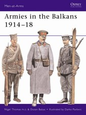 Armies in the Balkans 1914-18